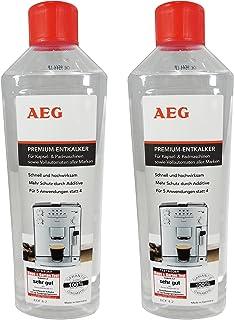 2er Pack AEG Premium-Entkalker ECF 4-2/900167954 Inhalt 500m