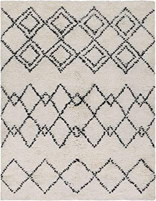 Amazon.com: Safavieh Loft Collection lft122 a hand-knotted ...