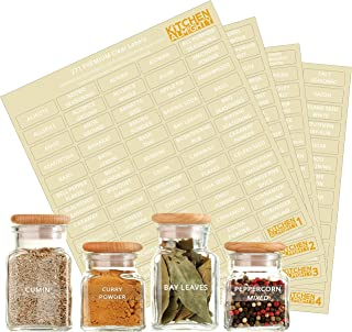 Best spice labels round Reviews