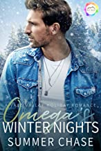 Omega's Winter Nights: A Holiday Romance (Vale Valley Season Four Book 7) (English Edition)