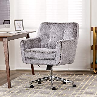 Serta CHR10050A Ashland Home Chair, Gray