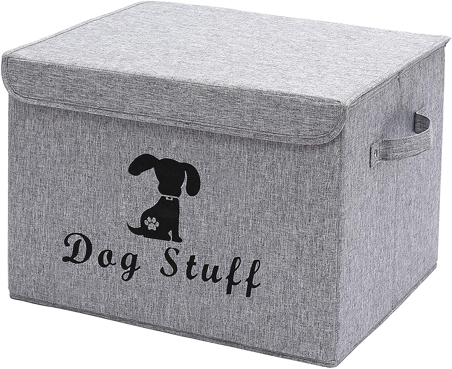 Geyecete Linen Dog Storage Selling and selling Basket Bin a Chest Ranking TOP18 Organizer Lid with