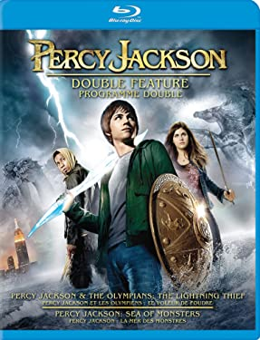 Percy Jackson & The Olympians : The Lightning Thief / Percy Jackson: Sea of Monsters Percy Jackson (Double Feature)