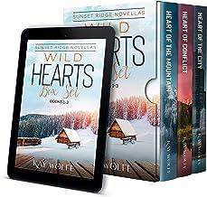 Wild Hearts Box Set: Books 1-3 (Wild Hearts Box Set Collection Book 1)