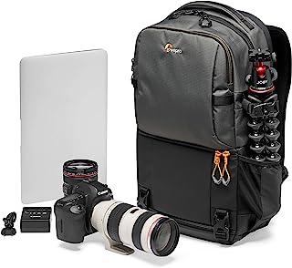 Lowepro Fastpack BP 250 AW III Kamerarucksack - Kameratasche / Fotorucksack für spiegellose und DSLR-Kameras wie Nikon D85...