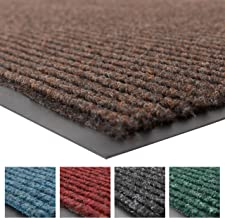 Notrax 109 Brush Step Entrance Mat, for Home or Office, 2' X 3' Brown
