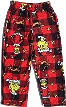 grinch Boys Fleece Pajama Lounge Pant