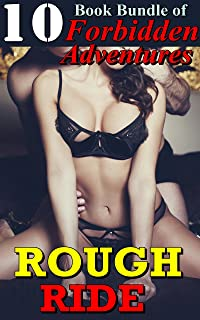 Rough Ride : (10 Book Bundle of Forbidden Adventures) (English Edition)