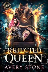 Rejected Queen : A Paranormal Shifter Romance (Shattered Destiny of Alexandra Wolf Book 1) (English Edition) Format Kindle