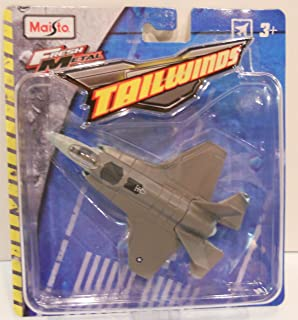 Tailwinds F-35 Lightning II (1:87 Scale) Die-Cast Airplane