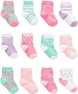 Girls' 12-Pack Socks