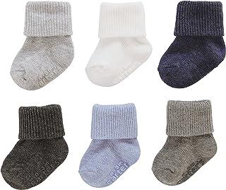 Carter's Boy Folded Cuff Socks (6 Pack)