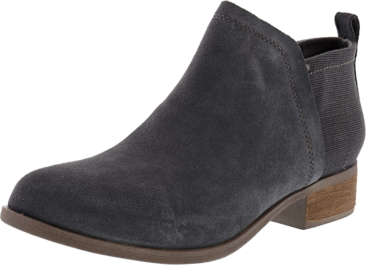 TOMS Women's Deia Ankle Bootie Numeric_6 supreme Iron Forged Bombing free shipping