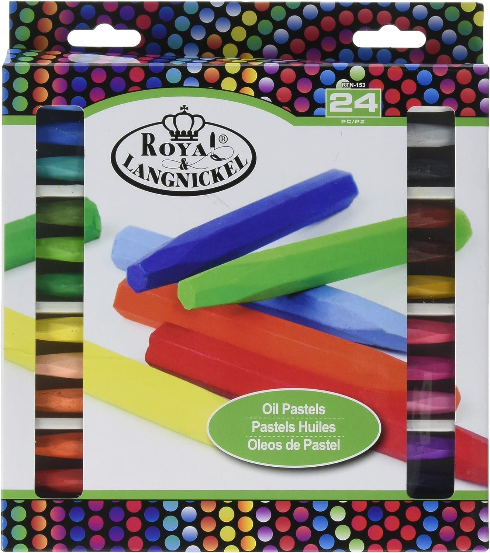 Royal Brush Free shipping / New Oil Pkg Topics on TV Pastels-24