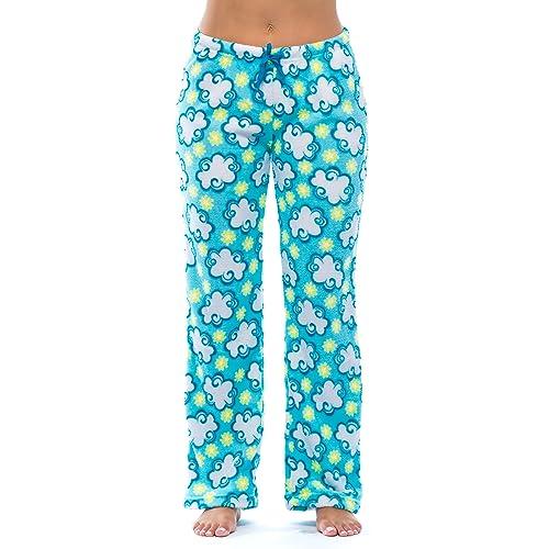 9237640e9e6 Just Love Women s Plush Pajama Pants - Petite to Plus Size Pajamas