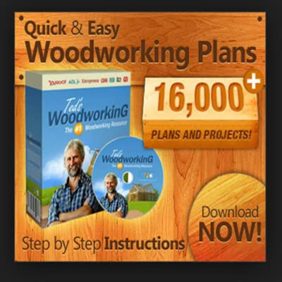 16000 woodworking plans