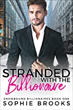 Stranded with the Billionaire (Snowbound Billionaires Book 1)