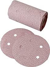 Carborundum H8951 534; Sanding Disc A220-B PSA 5-Hole 100 Disc Roll