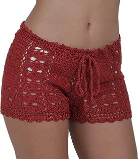 Best crochet knit shorts Reviews