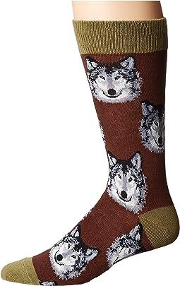 Socksmith Wolf