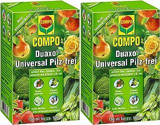 Compo Duaxo Universal Pilz-frei, Bekämpfung von Pilzkrankhe