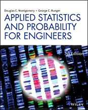 Applied Statistics and Probability for Engineers, 7th Edition PDF
