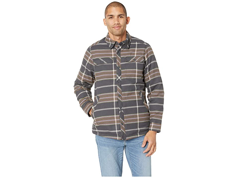 Outdoor Research Kalaloch Reversible Shirt Jacket (Storm Plaid) Men