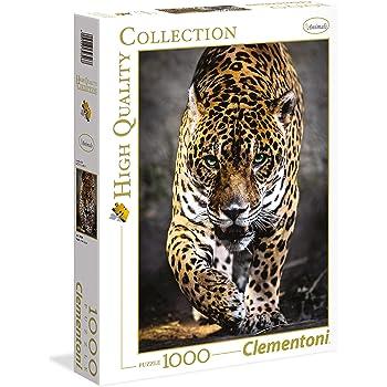Clementoni - Puzzle 3D 1000 Piezas Dolphin Reef (17-39186