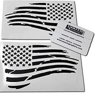 Best distressed flag decals Reviews