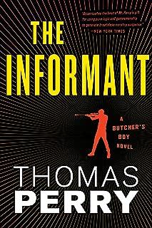 The Informant: An Otto Penzler Book (Butcher's Boy 3)