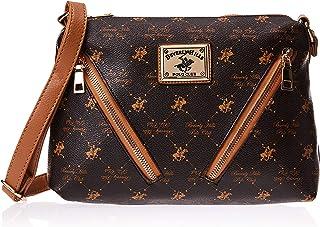 Beverly Hills Polo Club Handbag Brown