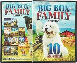 10-Big Box of Family Movies 2