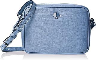 كايت سبايد حقيبة طويلة تمر بالجسم للنساء , ازرق
