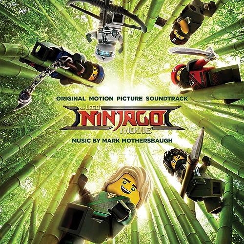 The Lego Ninjago Movie (Original Motion Picture Soundtrack