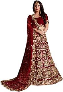 66ddf38629 Amazon.in: Browns - Lehenga Cholis / Ethnic Wear: Clothing & Accessories