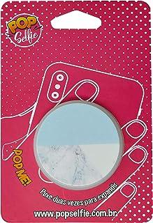 Popsocket Original Textura Ps385, Pop Selfie, 172444, Branco
