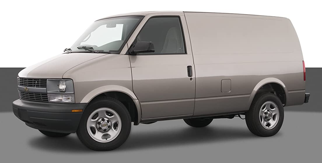 2004 chevy astro van reviews