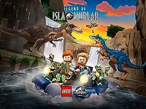 LEGO Jurassic World Legend of Isla Nublar Season 1