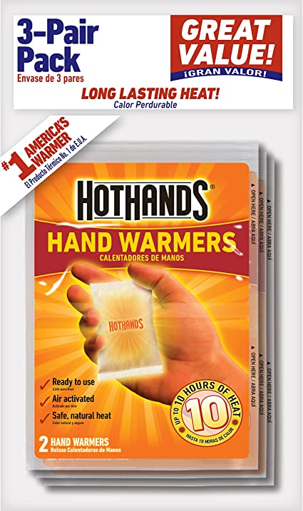New 2 Packs of HotHands Super Warmers 10 pack Exp Date 3//2023