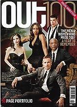 Mary-Louise Parker l Jennifer Hudson l Bryan Batt l Bill T. Jones l Thom Browne l The Out 100 - December, 2007/January, 20...