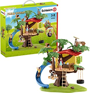 Schleich Adventure Tree House Playset