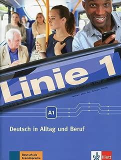 Linie 1: Kurs- und Ubungsbuch A1 mit DVD-ROM