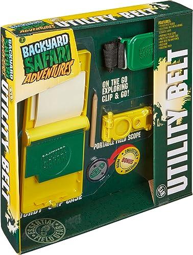 mas preferencial Backyard Safari cinturón cinturón cinturón juguete  100% a estrenar con calidad original.