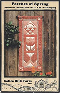 Easy Street Table Runner from Cut Loose Press /& AQCO CLPPSQ002