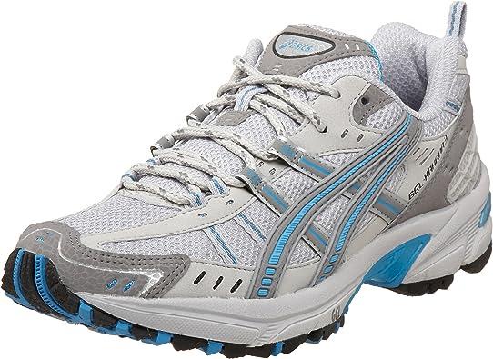 Amazon.com   ASICS Women's Gel-Kahana 3 Running Shoe,Metal Grey ...