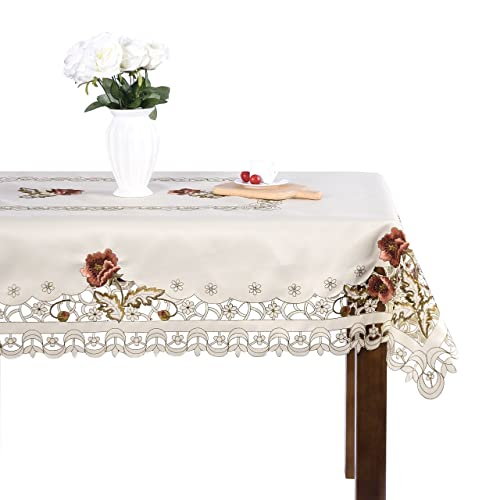 Fashion Style Vintage Embroidered Table Cloth Choice Materials Linens & Textiles (pre-1930)