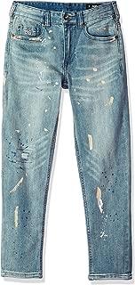 Buffalo David Bitton Boys' Ash-X Skinny Fit Denim Jeans with Stretch