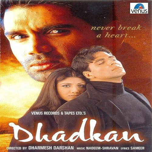 Amazon.com: Dhadkan (Original Motion Picture Soundtrack): Nadeem-Shravan:  MP3 Downloads
