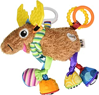 Lamaze Clip and Go Moose Mortimer