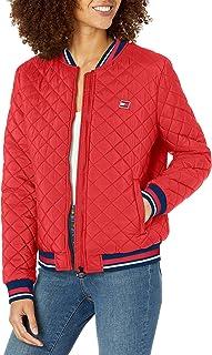 Women's Quilted Lightweight Long Sleeve Jacket